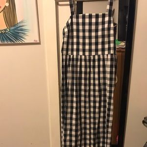 J.Crew maxi dress! Worn once. LARGE